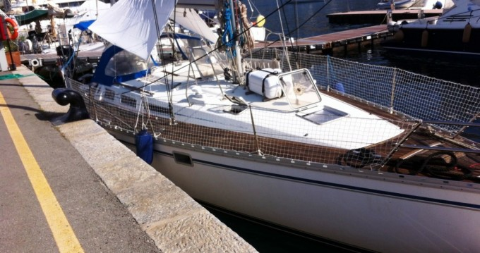Verhuur Zeilboot in Portoferraio - Jeanneau Sun Odyssey 44