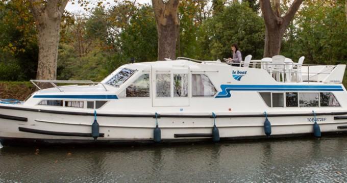 Verhuur Woonboot Continentale met vaarbewijs