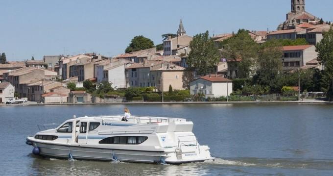Huur Woonboot met of zonder schipper Connoisseur in Jarnac