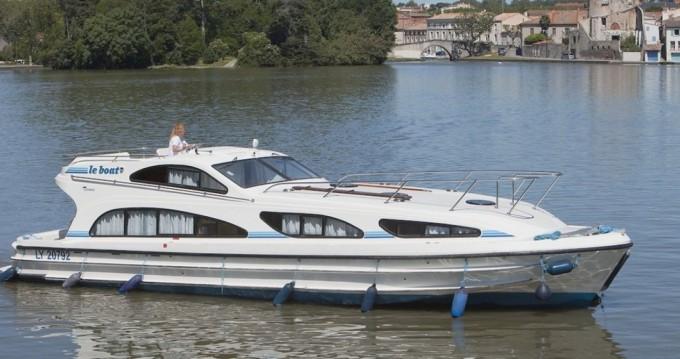 Verhuur Woonboot in Jarnac - CBL Elegance