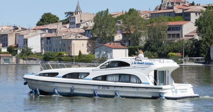 Huur Woonboot met of zonder schipper CBL in Saint-Jean-de-Losne