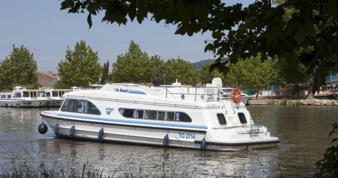 Verhuur Woonboot in Hesse - Calypso Calypso