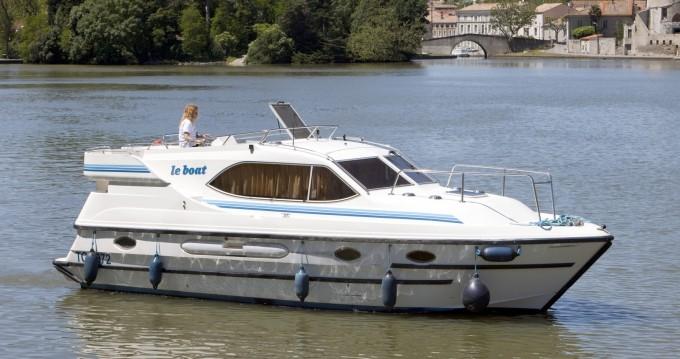 Woonboot te huur in Hesse voor de beste prijs