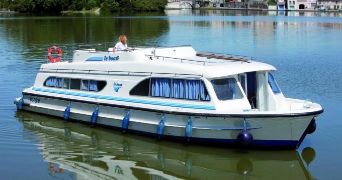 Verhuur Woonboot Salsa met vaarbewijs
