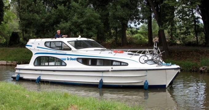 Verhuur Woonboot Caprice met vaarbewijs