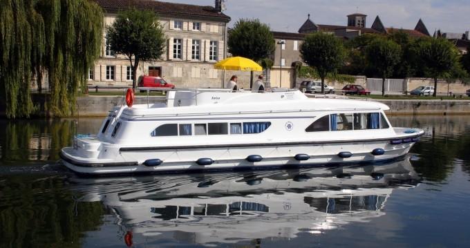 Huur Woonboot met of zonder schipper Salsa in Le Mas-d'Agenais