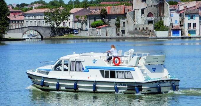 Verhuur Woonboot in Le Mas-d'Agenais - Continentale Continentale