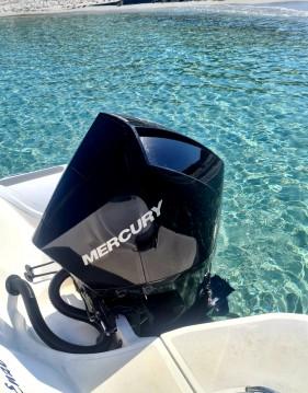 Huur Rubberboot met of zonder schipper Motonautica-Vesuviana in Saint-Florent
