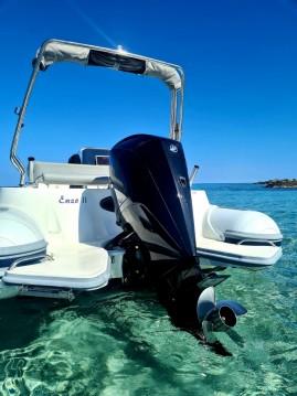 Verhuur Rubberboot in Saint-Florent - Motonautica-Vesuviana MV 780 Confort