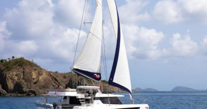 Huur Catamaran met of zonder schipper Leopard in Nassau