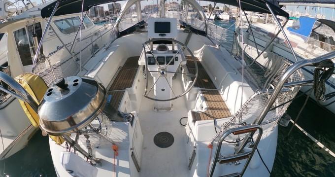 Verhuur Zeilboot Harmony met vaarbewijs