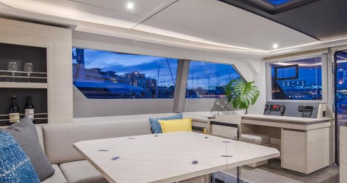 Verhuur Catamaran in Nassau - Leopard Moorings 5000