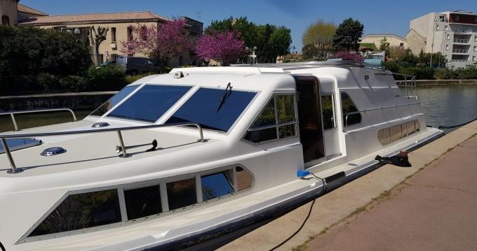 Verhuur Woonboot in Narbonne - nautilia 35