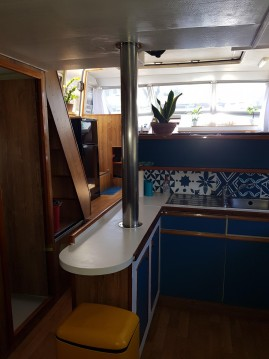 Verhuur Woonboot nautilia met vaarbewijs