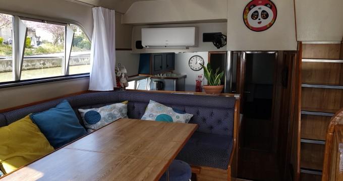 Woonboot te huur in Narbonne voor de beste prijs