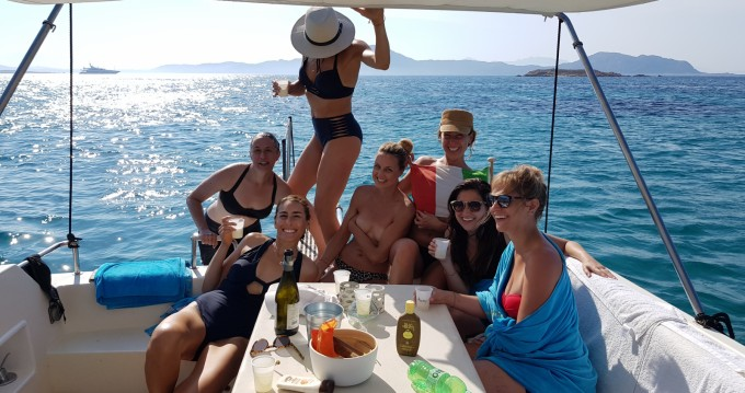 Jachthuur in Porto San Paolo - Dual Craft Dual Craft 10.70 Open via SamBoat