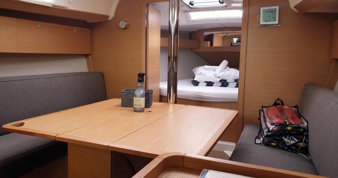 Dufour Dufour 360 Grand Large te huur van particulier of professional in Trogir