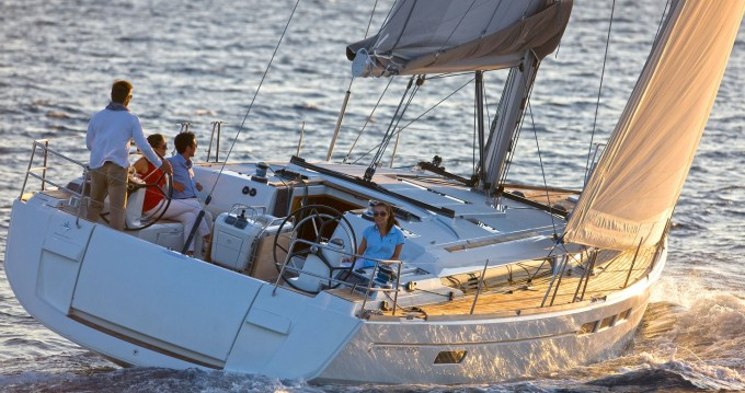 Bootverhuur Jeanneau Sun Odyssey 519 in Can Pastilla via SamBoat
