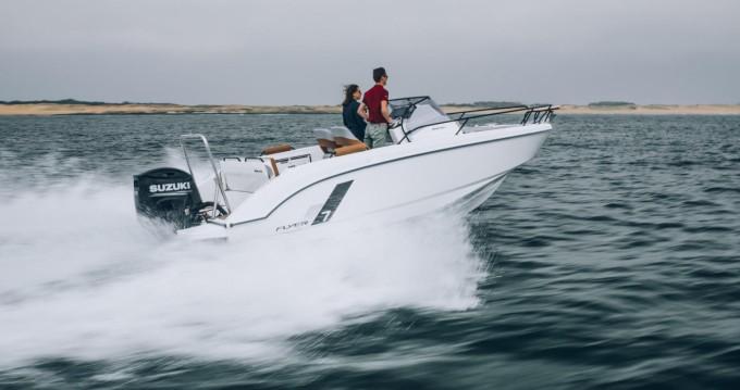 Verhuur Motorboot in Propriano - Bénéteau Flyer 7 SUNdeck