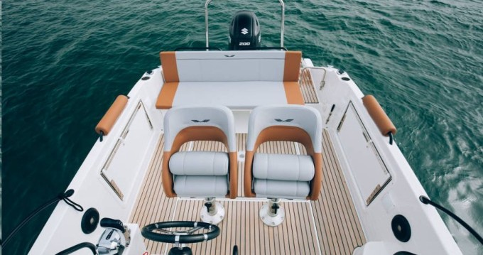 Motorboot te huur in Propriano voor de beste prijs