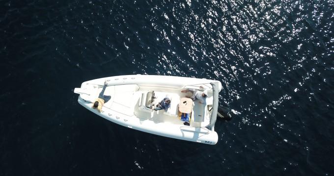 Huur Rubberboot met of zonder schipper Nuova Jolly in Saint-Raphaël