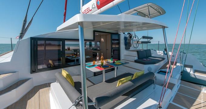 Jachthuur in Split - Neel Neel 43 via SamBoat