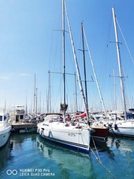 Verhuur Zeilboot in Lido di Ostia - Jeanneau Sun Odyssey 49