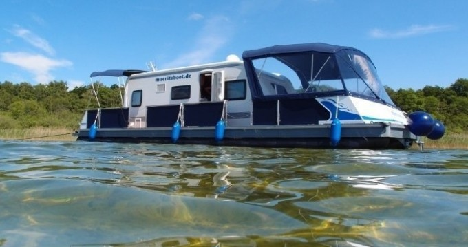 Verhuur Woonboot in Jabel - Technus Water-Camper 1200