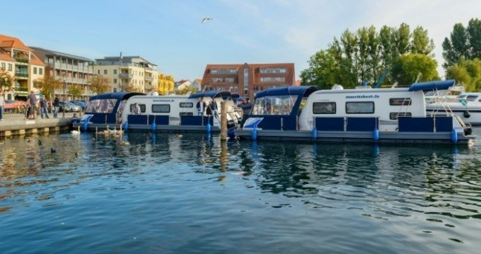 Huur een Technus Water-Camper 1200 in Jabel