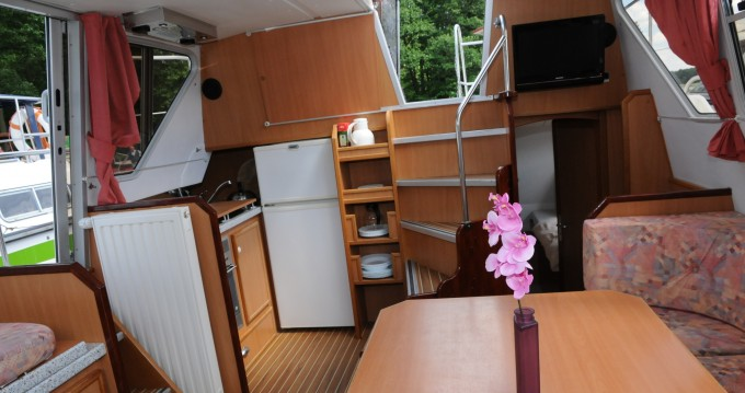 Verhuur Woonboot in Fürstenberg/Havel - Tarpon 37 Duo Prestige