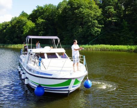 Bootverhuur Fürstenberg/Havel goedkoop 42 N
