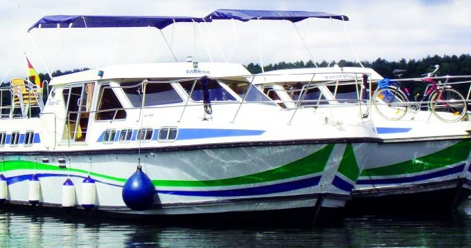 Huur Woonboot met of zonder schipper Tarpon in Fürstenberg/Havel