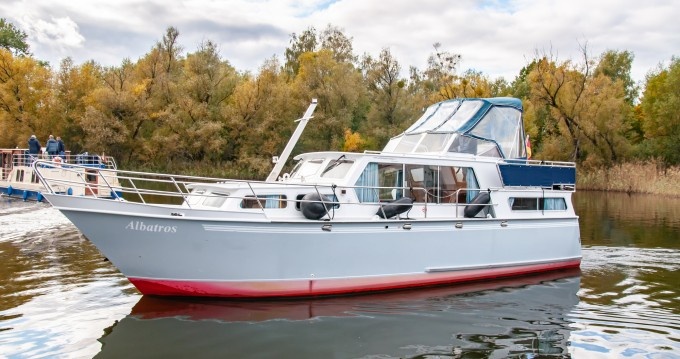 Verhuur Woonboot in Groß Kreutz - Proficiat 1120 GL