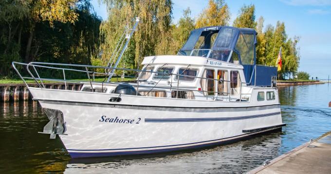 Woonboot te huur in Groß Kreutz voor de beste prijs