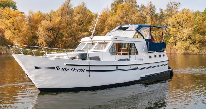 Verhuur Woonboot in Groß Kreutz - Hollandia 1200