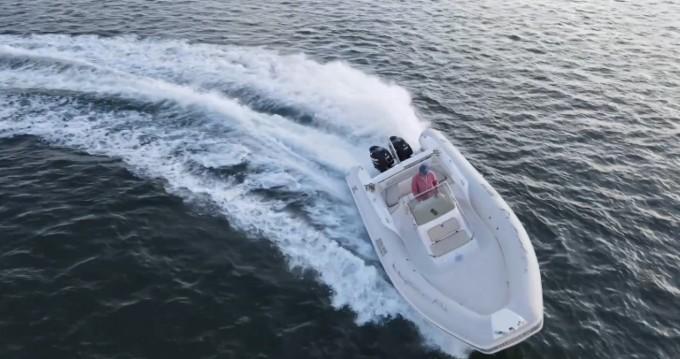 Joker Boat Clubman 24 te huur van particulier of professional in Grand Piquey