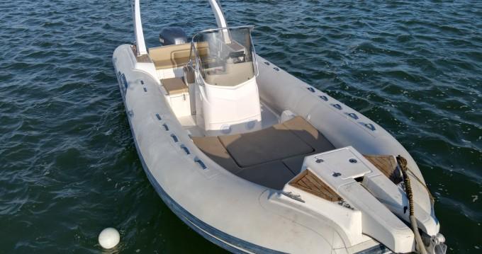 Huur Rubberboot met of zonder schipper Capelli in Grand Piquey