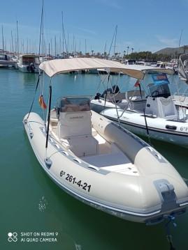 Bootverhuur Lomac Lomac 520 OK in Port d'Alcudia via SamBoat