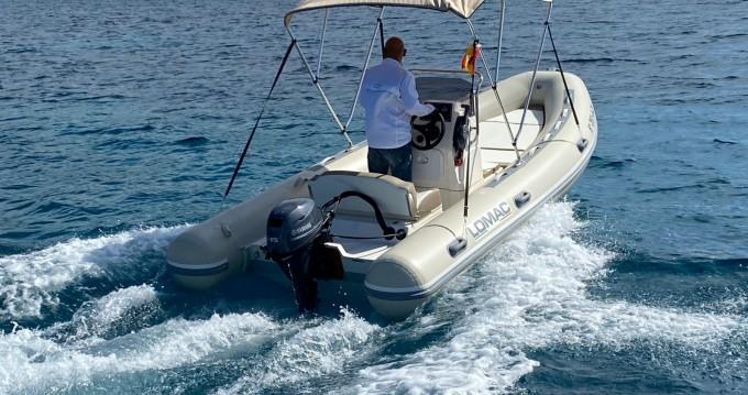 Huur een Lomac Lomac 520 OK in Port d'Alcudia