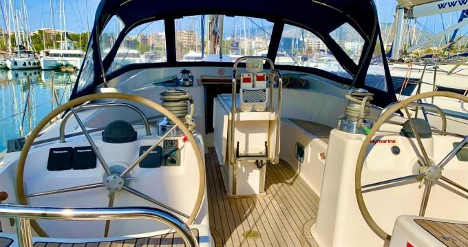 Verhuur Zeilboot in Agia Efimia - Ocean Star 51.2