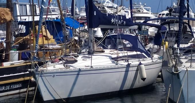 Jachthuur in Barcelona - Jeanneau Sunshine 36 via SamBoat