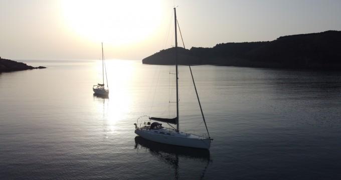 Zeilboot te huur in Port de Roses voor de beste prijs