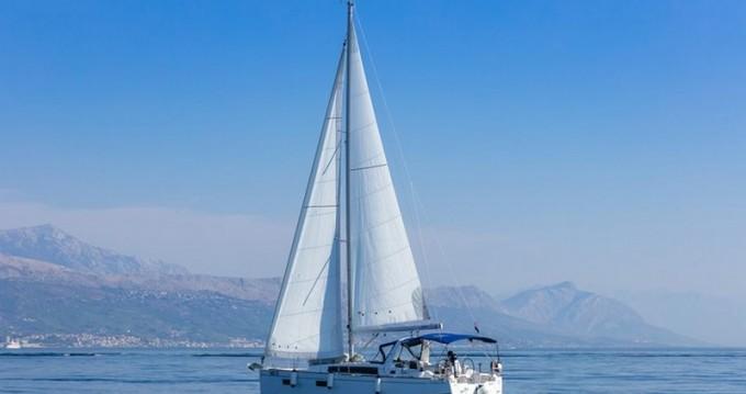 Bootverhuur Bénéteau Oceanis 38.1 in Split via SamBoat