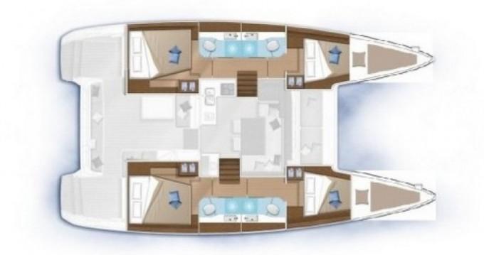 Catamaran te huur in Kaštel Gomilica voor de beste prijs