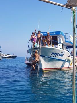 Bootverhuur mariplast mobydick in Ponza via SamBoat