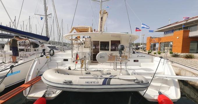 Huur Catamaran met of zonder schipper Lagoon in Pula