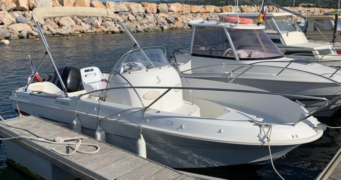 Huur Motorboot met of zonder schipper Bénéteau in Argelès-sur-Mer