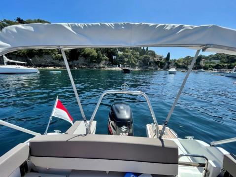 Motorboot te huur in Monaco voor de beste prijs