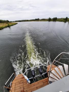 Verhuur Motorboot in Ophoven - La Mare XL