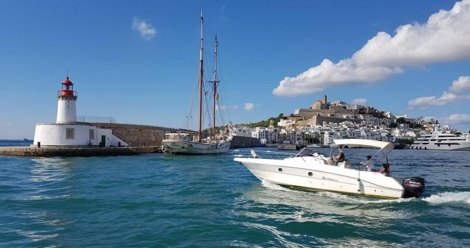 Verhuur Motorboot in Ibiza Island - Capelli Cap 32 WA